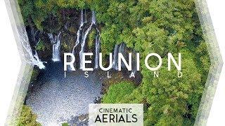 Réunion Island 4K - CINEMATIC AERIALS - DJI Mavic Pro Drone
