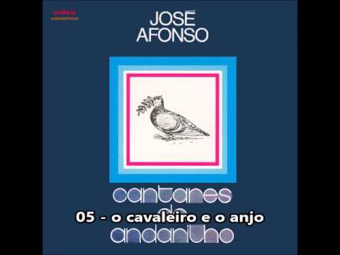 José Afonso - Cantares do Andarilho - FULL ALBUM (1968)