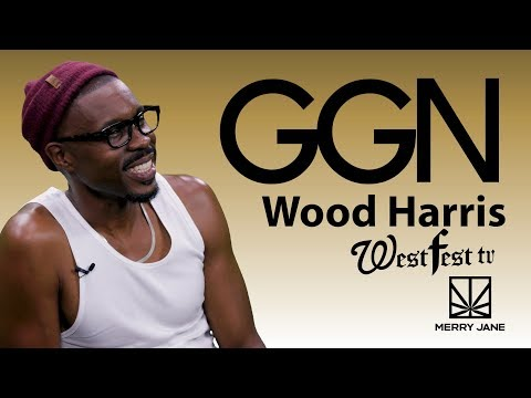 Wood Harris Talks Breaking Into Hollywood, Balling Above the Rim, and