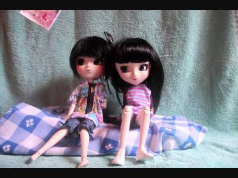 animation pullip n 4 zo et mathilde youtube. Black Bedroom Furniture Sets. Home Design Ideas