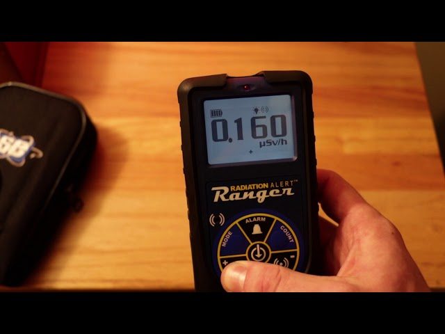 Ranger Geiger counter review
