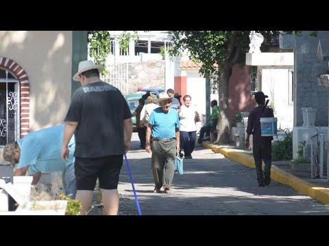 Panteones De Culiacán Lucen Limpios Previo Al Día De Muertos