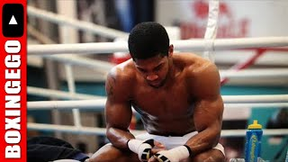 Eddie Hearn AGREES w Anthony Joshua No REASON 4 Deontay Wilder in RING!! live