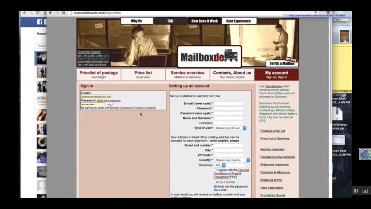 How To Get Pin Adsense Account With MailBoxde Germany