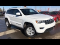 2017 Jeep Grand Cherokee Laredo | Bright White | North Edmonton Kia