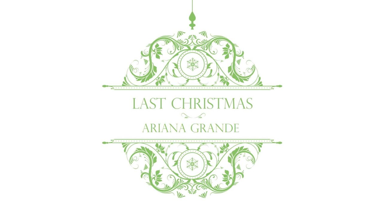 Ariana Grande - Last Christmas (Audio) - YouTube