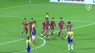 الأهداف | الدحيل 4 - 0 الغرافة | دوري قطر غاز تحت 23 سنة