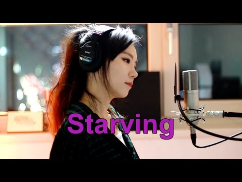 Hailee Steinfeld - Starving ( cover by...