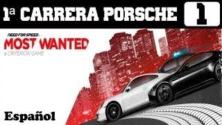 Need for Speed: Most Wanted 2 Guia - [PC] [Introduccion + 1ra Carrera con el Porsche]