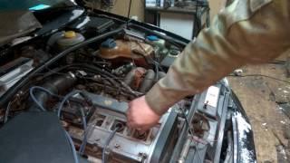 AUDI A6 1995 ADR, провал при резком нажатии педали газа. Поиск неисправности при помощи Diamag 2.
