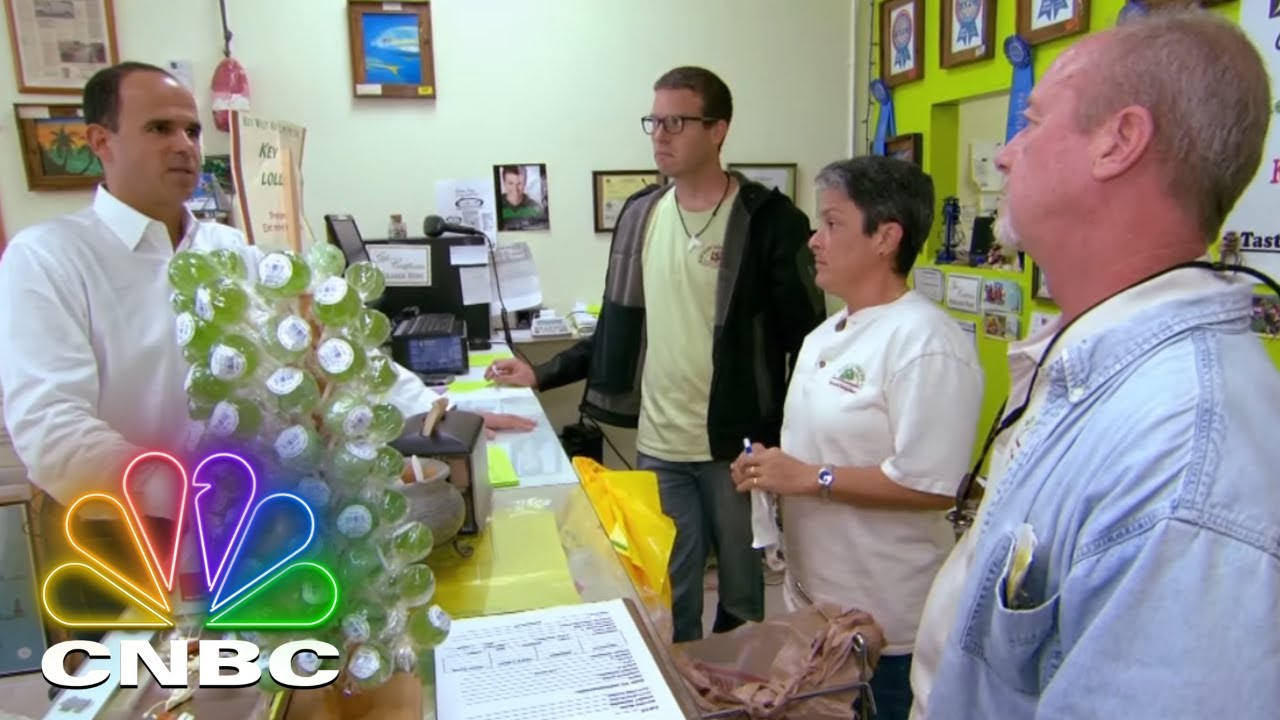 The Profit In 10 Minutes: Key West Key Lime Pie Co.   CNBC Prime