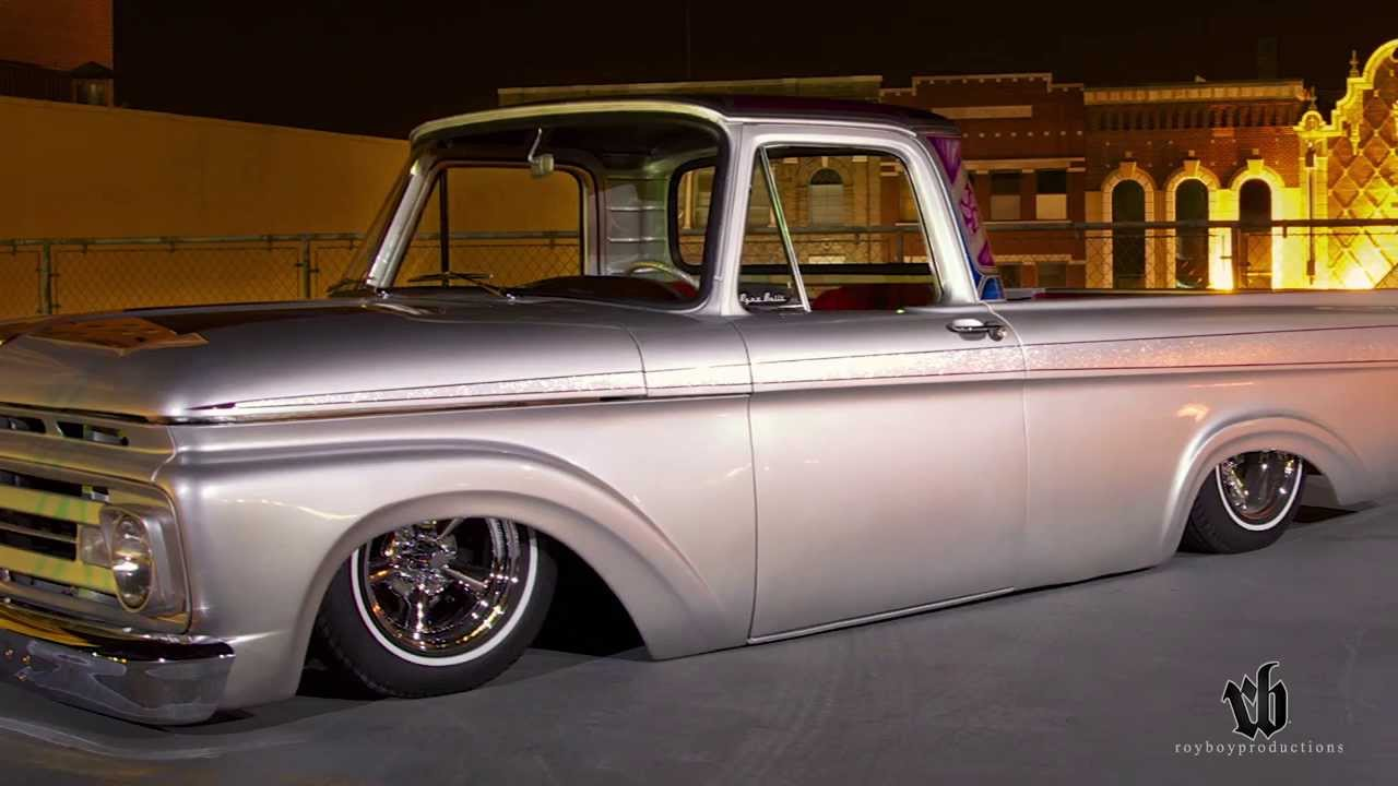 Royboy Features Episode 3 Rynobuilt S 1961 Ford Unibody