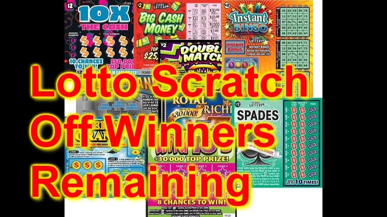 Texas lottery scratch off tickets i show you the winning tickets texas lottery scratch off tickets i show you the winning tickets remaining not cashed sciox Image collections
