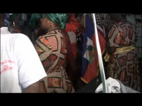 Petwo-Kongo rite: Possession by Ogou (Video 31)