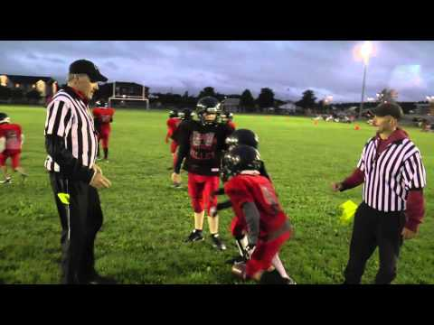 Ottawa Valley Minor Football - Canada Day Game 2015