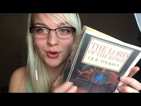 Let me show you my books! ASMR library