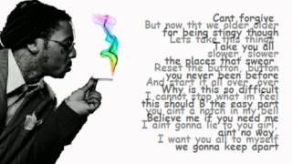 Lil Wayne - Talk To Me (Lyrics)