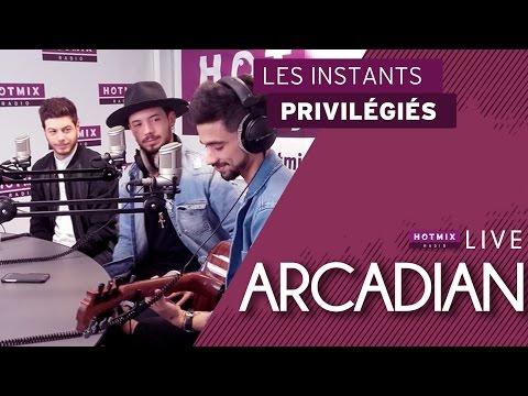 Arcadian - Folie Arcadienne (Live Hotmixradio)