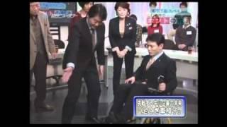 株式会社TESSというところが作っているプロファンドという足こぎ車椅子 ...
