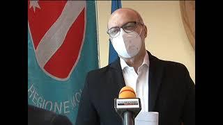 Molise zona rossa, l'intervista al Governatore del Molise Donato Toma