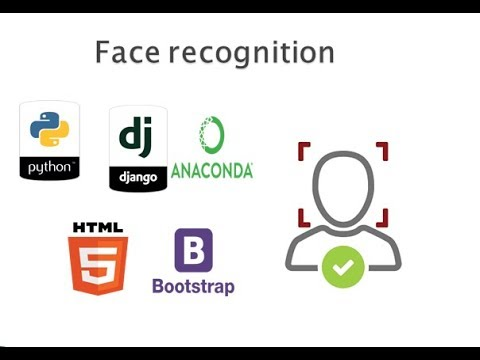 face recognition and detection using django to manage employees with  external camera
