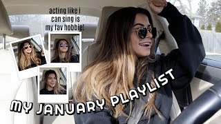 DRIVE WITH ME + MY CURRENT PLAYLIST