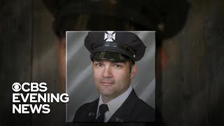 Firefighter killed saving 2 others