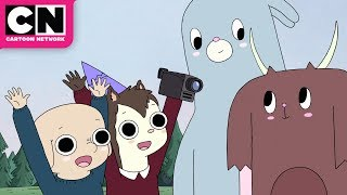 Oscar and Hedgehog's Documentary | Summer Camp Island | Cartoon Network