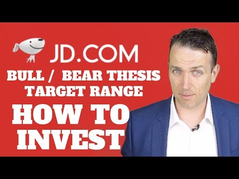 JD STOCK ANALYSIS - BUY AND SELL STRATEGY, TARGET PRICES, RISK REWARD