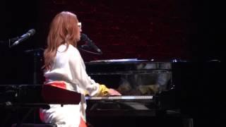 Crucify, Tori Amos, O'Shaughnessy Auditorium, St. Paul, MN, 08/03/14