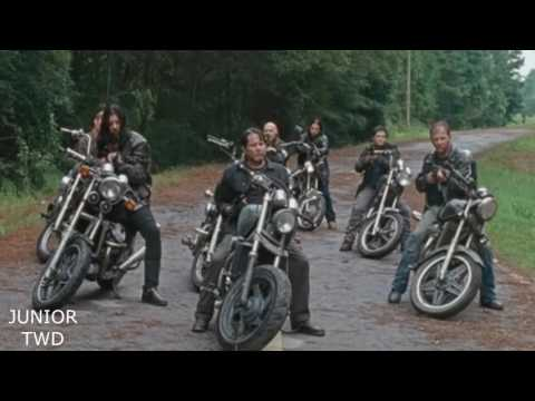 The Walking Dead - (Krewella - Broken Record)