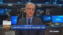 With bitcoin breaking back above $8k, is the crypto craze catching fire?