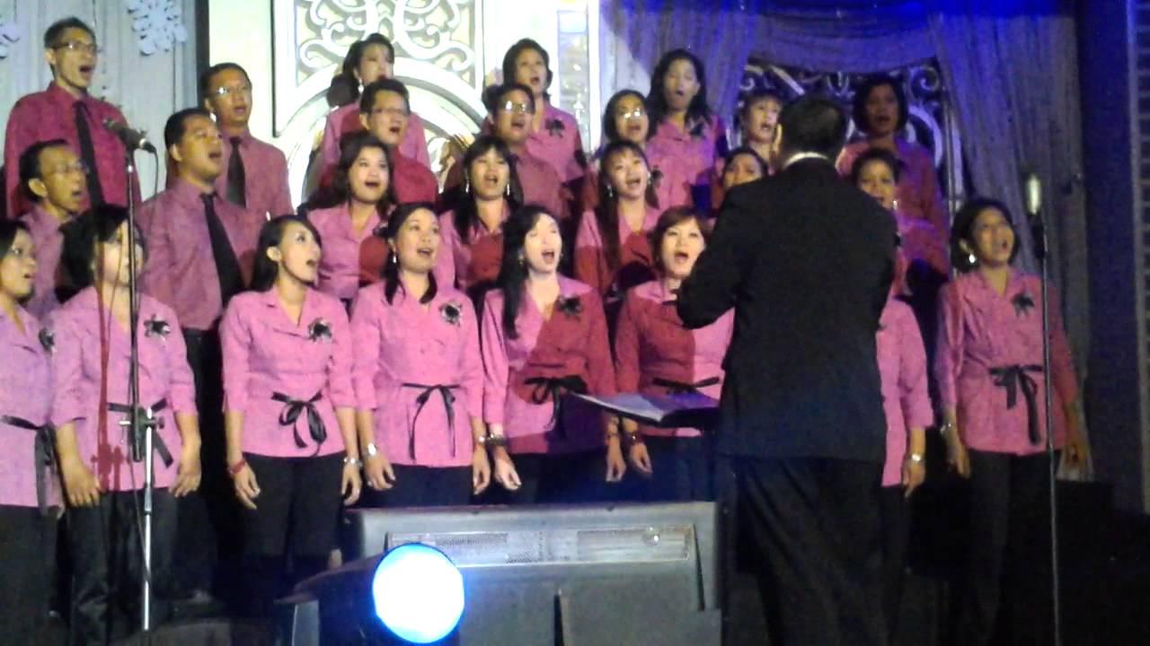 i will follow him pdf choir