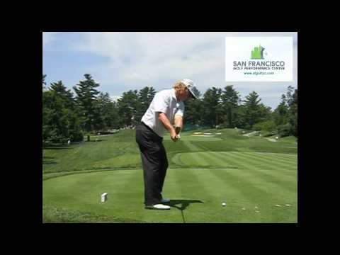Charley Hoffman Hybrid DL Slow Motion Golf Swing