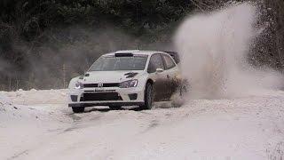 Vid�o Test Rallye Monte Carlo 2015 Jari-Matti Latvala VW Polo WRC par Luminy 13 (2148 vues)