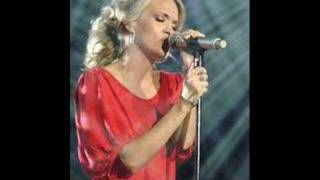 Carrie Underwood - Bless The Broken Road (Stripped Performance)