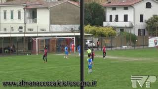 Serie D Girone E Ponsacco-Albalonga 1-0
