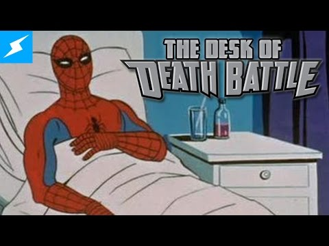 Spider-Man KILLED Mary Jane with Cancer | Desk of DEATH BATTLE