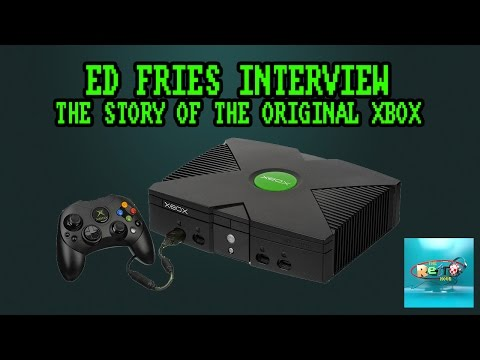 The Original Xbox Story With Ed Fries (Former Microsoft Gaming VP) - The Retro Hour EP68