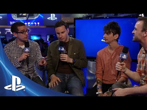 E3 2012 Day 3: PlayStation Blogcast with Colin Moriarty