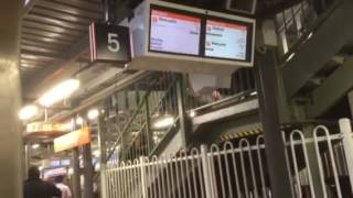 NSW TrainLink + Sydney Trains - CityFail: Timetable reschedule at Hornsby