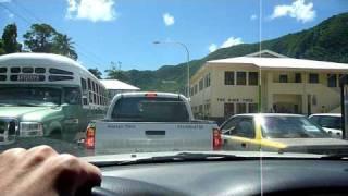 Tsunami Pago Pago - American Samoa