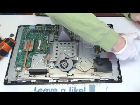Asus V230ic Disassembly Laptop Charge Port Repair Charging Port Repair Fix Power Jack Repair