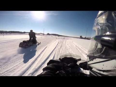 Ski-doo 12 600 Etec And 14 800 Etec Renegade