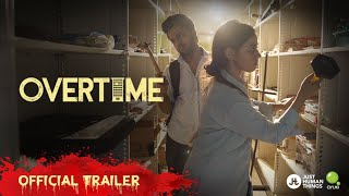 Overtime Official Trailer | Releasing 29 Jan | Just Human Things | Web Series