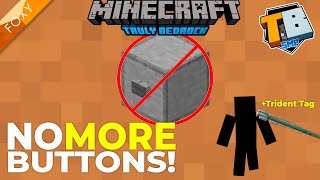 BUTTONS = BANNED! | Truly Bedrock Season 2 [36] | Minecraft Bedrock Edition 1.16.2