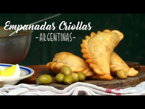 The Argentine Beef Empanadas