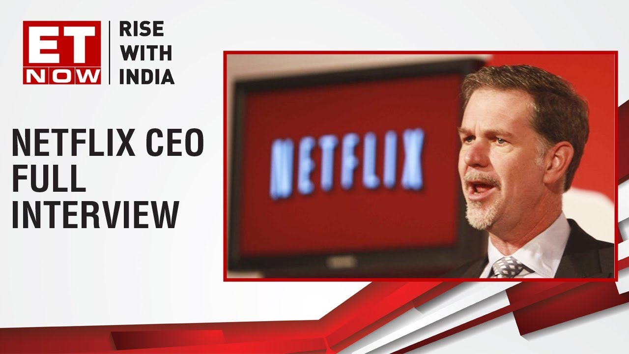 Netflix CEO Reed Hastings Full Interview At Brand Equity | Netflix India |  Sacred Games 2