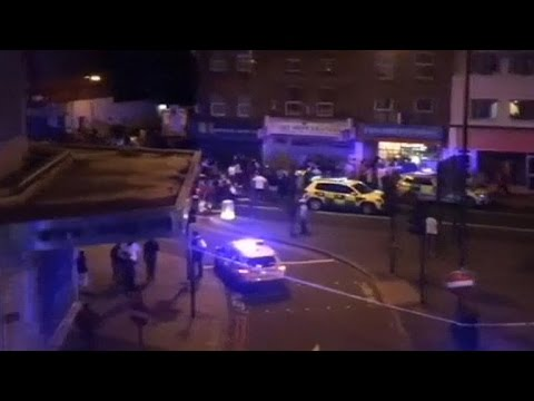 New details on van attack near London mosque