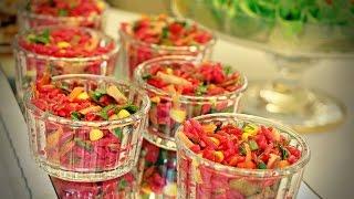 Pembe Arpa Şehriye Salatası / Acayip Tarifler
